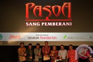 """""""Pasoa dan Sang Pemberani"""" film buatan SMK Kudus resmi diluncurkan"""
