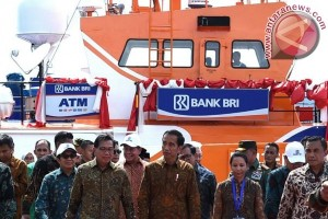 Presiden harapkan perbankan layani pelosok Indonesia