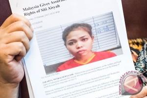 Pembunuhan Kim Jong-nam: Siti Aisyah disidang 16 Juni