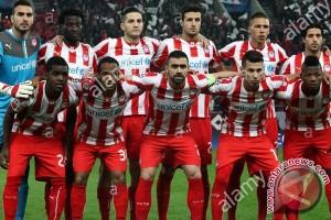 Olympiacos maju ke 16 Besar Liga Europa