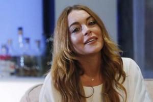 Lindsay Lohan dapat perlakuan tak menyenangkan saat berjilbab