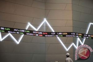 IHSG BEI Kamis ditutup menguat 29,66 poin