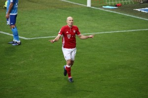 Muenchen pesta gol 8-0 ke gawang Hamburg