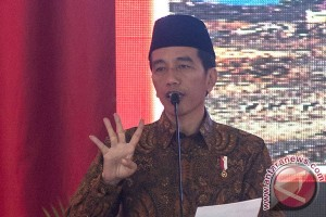 Jokowi kepada Puskesmas: ajak masyarakat hidup sehat