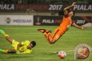 Pusamania Borneo FC Menang
