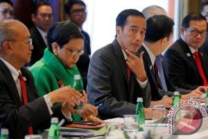 Presiden Jokowi temui 13 investor besar di Australia