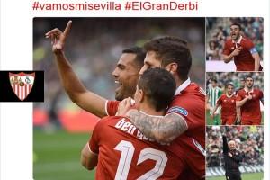 Sevilla geser Barcelona di klasemen Liga Spanyol