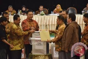 Pleno Rekapitulasi Pilgub DKI Jakarta