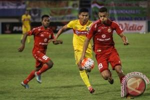 Gubernur Sumbar tonton langsung perjuangan Semen Padang FC