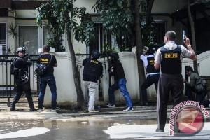 Polisi temukan zat aseton di kediaman terduga teroris AAS