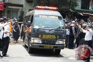 Peledak bom panci di Bandung tewas