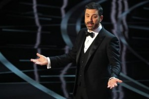 Jimmy Kimmel sentil Trump berulang-ulang di Oscar