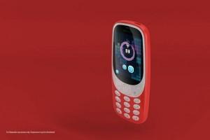Snake di Nokia 3310 baru lebih berwarna
