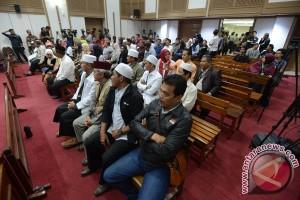 Kuasa hukum Ahok hadirkan lima saksi pada sidang hari ini