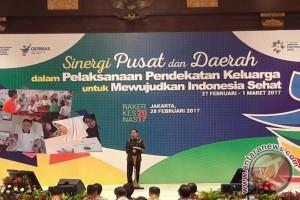 Presiden buka Rakerkes bahas perbaikan kesehatan Indonesia