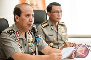 Polisi sebut terduga teroris di Bandung punya lab kimia