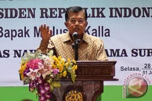 Wapres jamin politik Indonesia aman untuk investasi