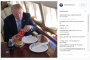 "Donald Trump doyan ""junk  food"""