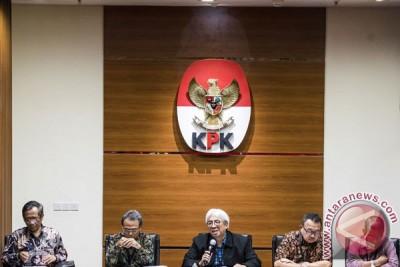 Lima orang lolos seleksi wawancara penasihat KPK