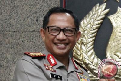 64 polisi Indonesia diberi penghargaan oleh Malaysia karena bebaskan Ling-Ling