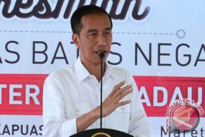 Presiden mempersiapkan SDM Indonesia Emas 2045