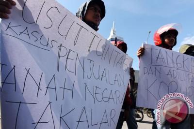 Demo Korupsi Takalar