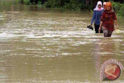 Banjir Kiriman Rendam Aceh Utara