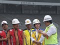 Wapres Tinjau Veneu Asian Games