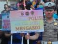 Kampanye Akbar Penerimaan POLRI