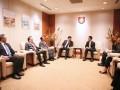 Pertemuan Menteri Perindustrian RI dengan Menteri Pendidikan Singapura