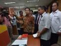 Sidak Pegawai Setjen DPR
