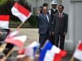 Kunjungan Kenegaraan Presiden Perancis
