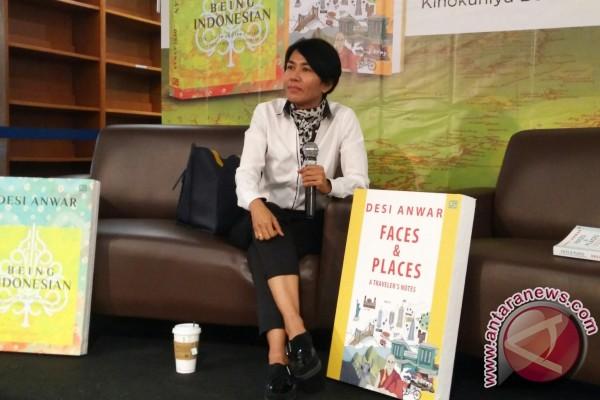 Desi Anwar Berbagi Kesan Wawancara Richard Gere