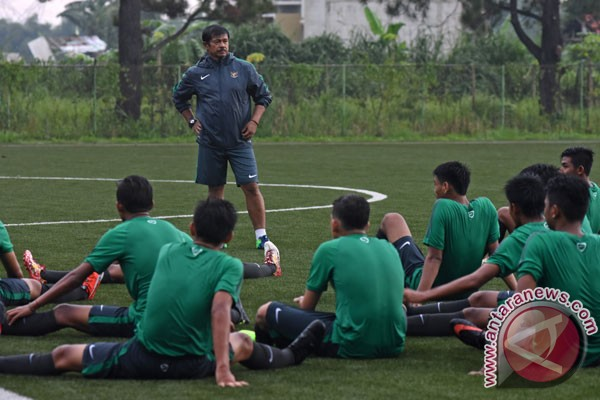 Indonesia-Korsel satu grup kualifikasi Piala Asia U-19