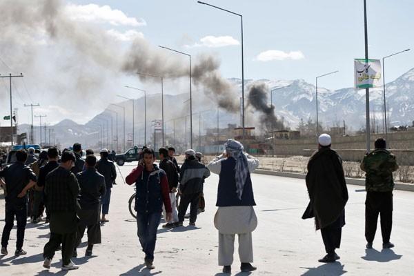 30 petempur Taliban tewas dalam ledakan tak sengaja di Afghanistan