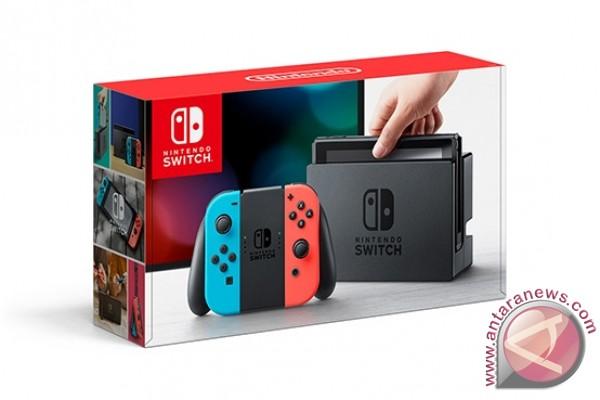 Nintendo Switch Sudah Resmi Dijual