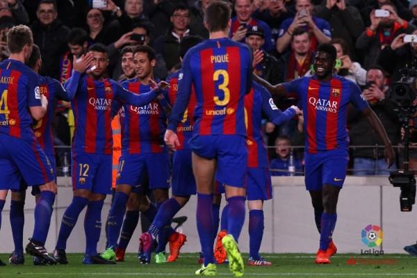 Klasemen Liga Spanyol, Barcelona Berani Mengeksekusi Mimpi