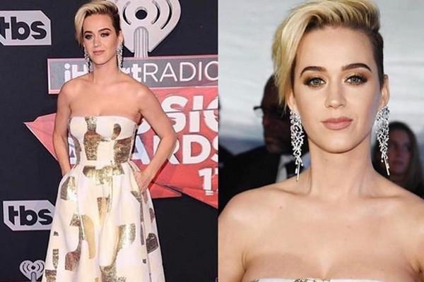 Rambut Baru, Katy Perry Cari Perhatian