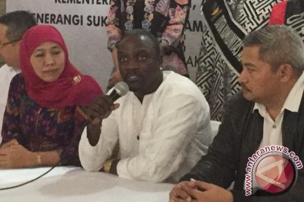 Akon Akan Rilis Album Baru Tahun Ini