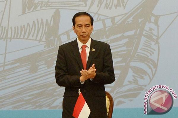 Jokowi undang Korea investasi ke industri kreatif