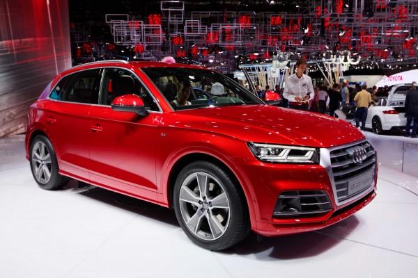 Audi perkenalkan dua mobil terbaru di giias 2017 berita - Mondial de l auto paris 2017 ...