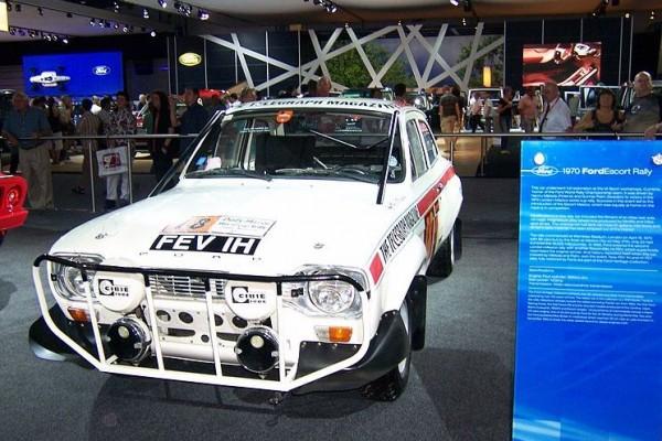 Mobil-mobil Retro Yang Mejeng Di Jenewa Motor Show