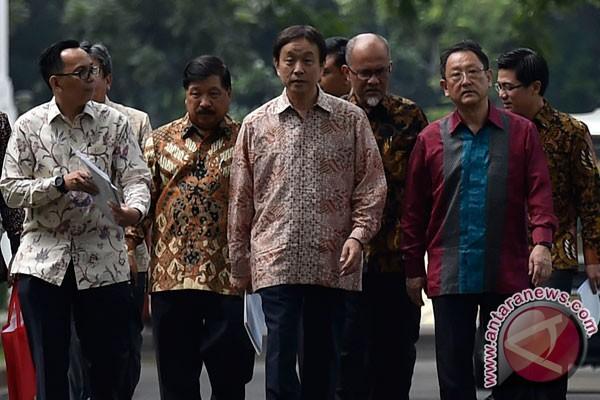 Presiden Jokowi terima pemimpin Toyota Motor Corporation
