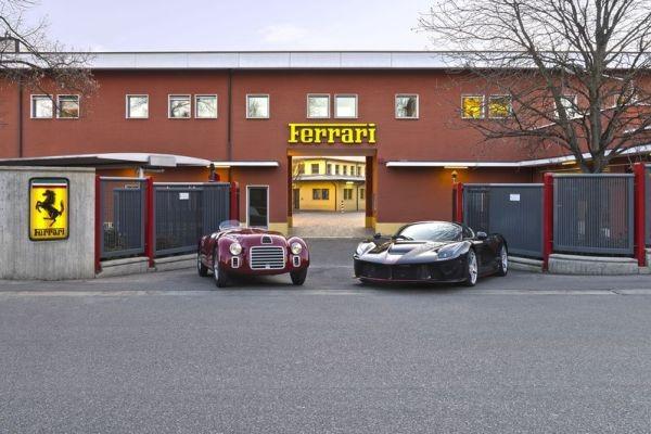 Ferrari pertama meluncur ke jalanan 70 tahun lalu