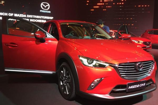 Ini Harga Lima Mobil Terbaru Mazda
