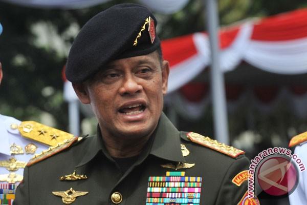 Panglima TNI: Jawa Timur barometer keamanan nasional