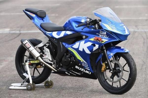 Suzuki perkenalkan GSX-R150 untuk Suzuki Asian Challenge