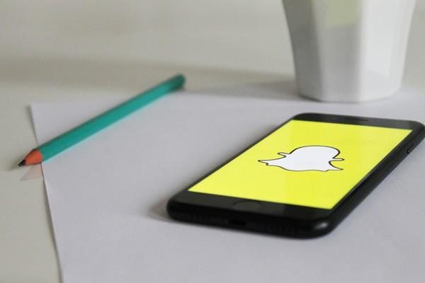 Snapchat Pasang Widget Bitmoji