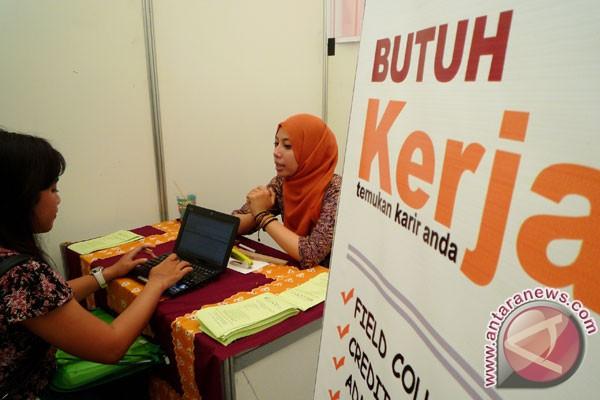 Job Fair Banjarmasin tawarkan 3.067 lowongan kerja