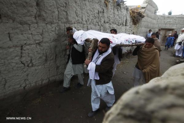 Serangan bunuh diri tewaskan satu orang di Afghanistan